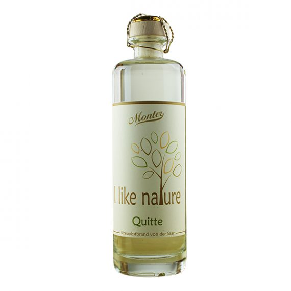 Quitte · I Like Nature Edition